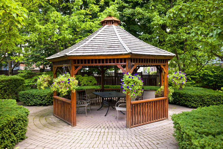 Custom Gazebo Designs